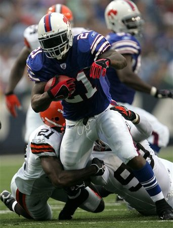 AP Photo - Willis McGahee